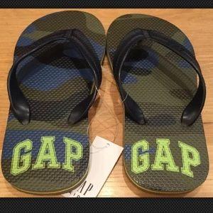 9002589aeffd35 Kids  Blue Gap Flip Flops on Poshmark